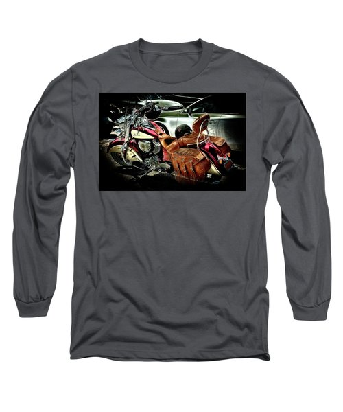 Indian Chief Vintage - 2016 Long Sleeve T-Shirt