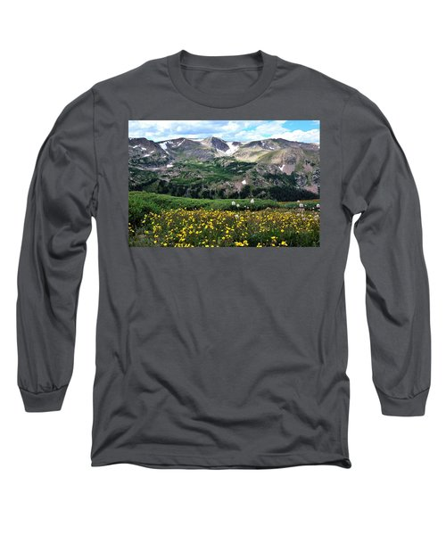 Indian Peaks Wilderness Long Sleeve T-Shirt