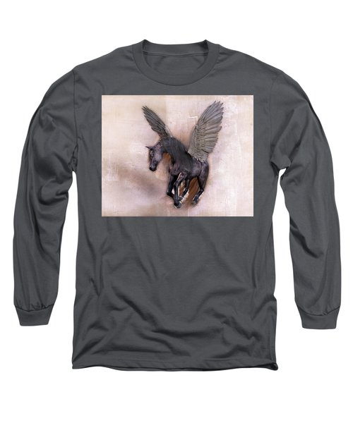 Indian Wind Song Long Sleeve T-Shirt