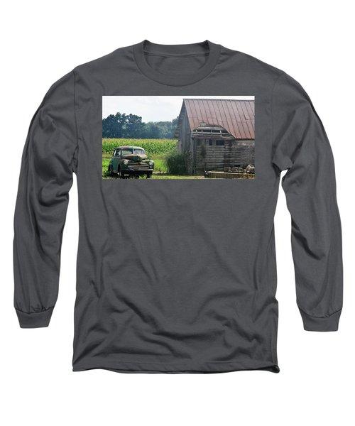 Indiana Back Road Common Denominator Long Sleeve T-Shirt