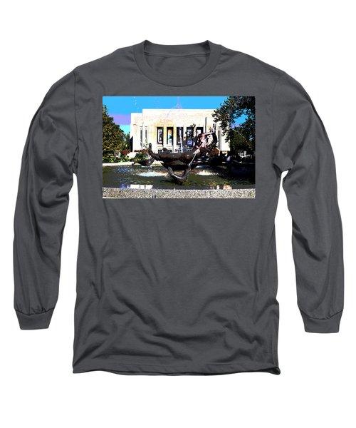 Indiana University Long Sleeve T-Shirt