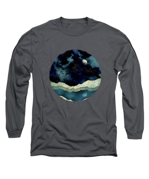 Indigo Sky Long Sleeve T-Shirt