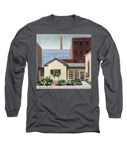 Industrial Living Long Sleeve T-Shirt