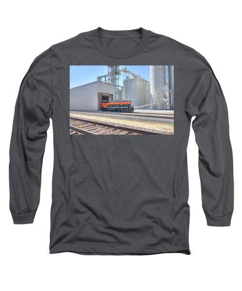 Industrial Switcher 5405 Long Sleeve T-Shirt