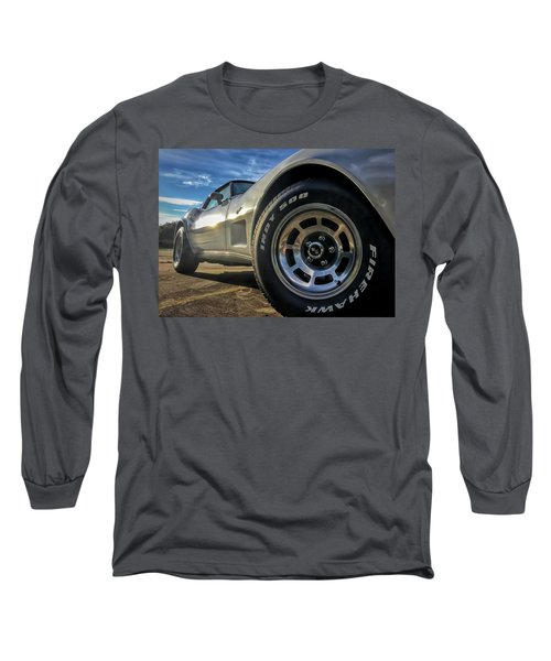 Indy 500 Color Long Sleeve T-Shirt