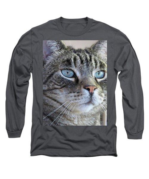 Indy Sq. Long Sleeve T-Shirt by Vivian Krug Cotton