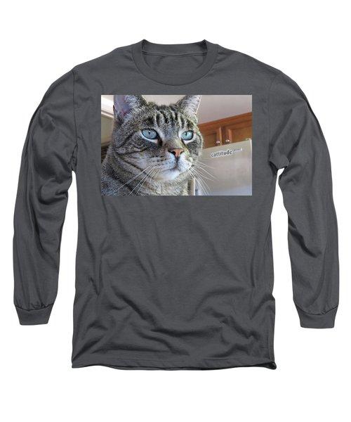 Indy Long Sleeve T-Shirt by Vivian Krug Cotton