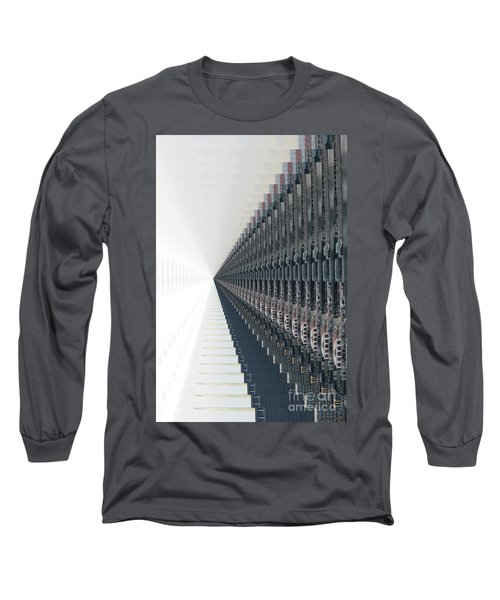 Infinite Possibilities _singapore Long Sleeve T-Shirt by Scott Cameron