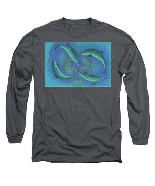 Infinity 4 Third Eye Long Sleeve T-Shirt