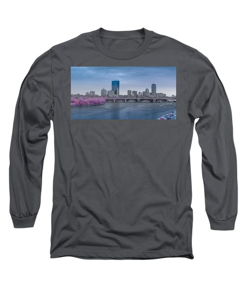 Infrared Boston Long Sleeve T-Shirt