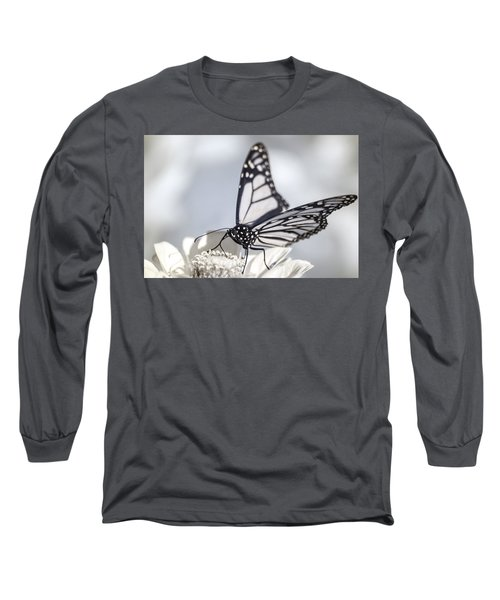 Long Sleeve T-Shirt featuring the photograph Infrared Monarch 2 by Brian Hale