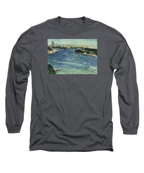 Inlet Long Sleeve T-Shirt
