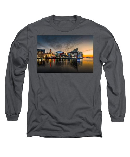 Inner Harbour  Long Sleeve T-Shirt