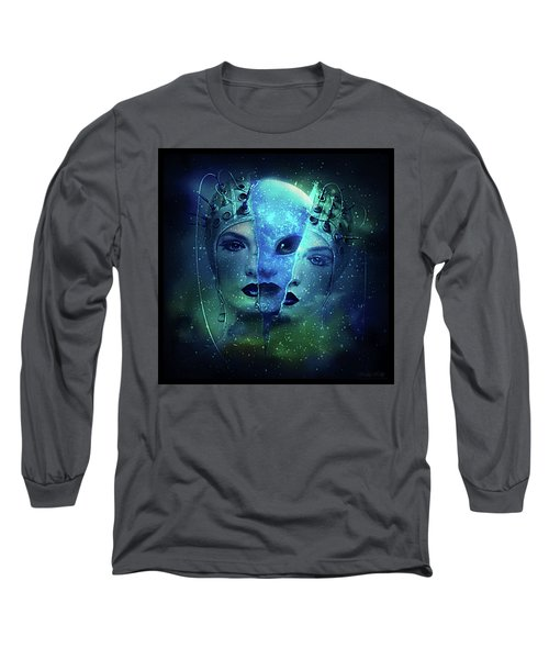 Interstellar Long Sleeve T-Shirt