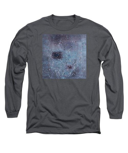 Inner World... Long Sleeve T-Shirt by Min Zou