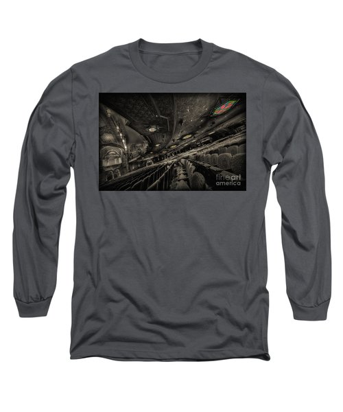 Inside Fox Theater Long Sleeve T-Shirt