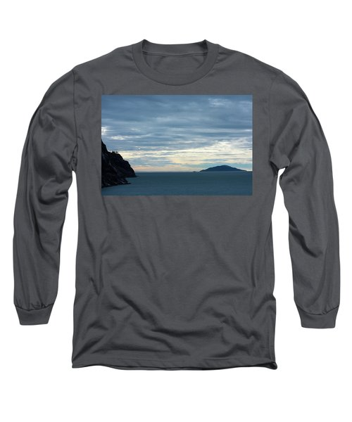 Inside Passage Sunset Long Sleeve T-Shirt