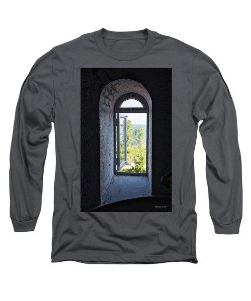 Inside The Lighthouse Long Sleeve T-Shirt