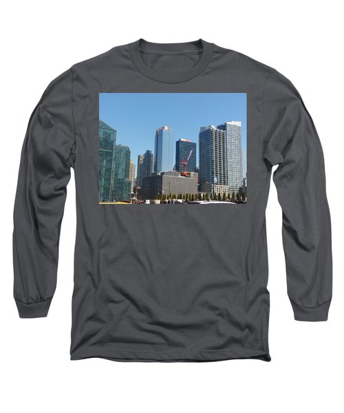 Insomnia City Long Sleeve T-Shirt