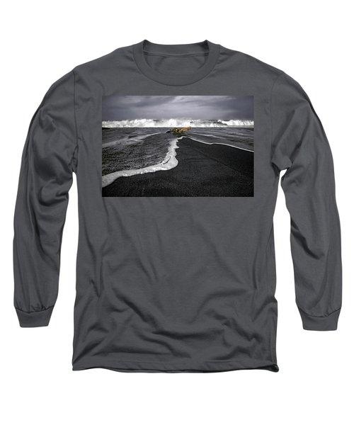 Inspirational Liquid Long Sleeve T-Shirt