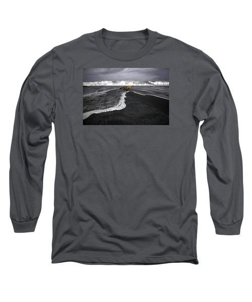 Inspirational Liquid Long Sleeve T-Shirt