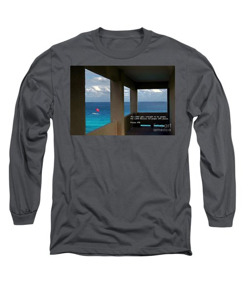 Inspirational - Picture Windows Long Sleeve T-Shirt