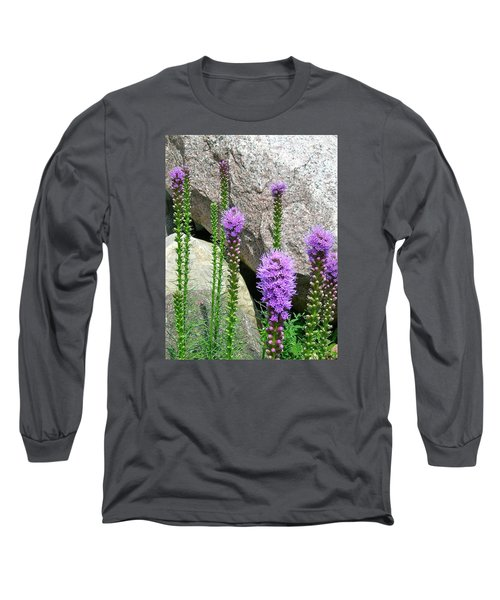 Long Sleeve T-Shirt featuring the photograph Inspired by Randy Rosenberger
