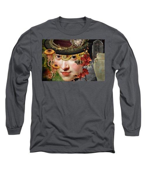 Internal Warfare Long Sleeve T-Shirt