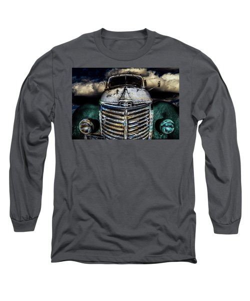 Long Sleeve T-Shirt featuring the photograph International Truck 6 by Michael Arend