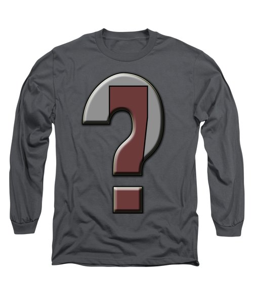 Interrobang 4 Long Sleeve T-Shirt