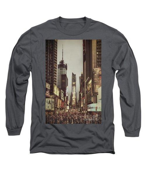 Into A Sea Of Souls Long Sleeve T-Shirt
