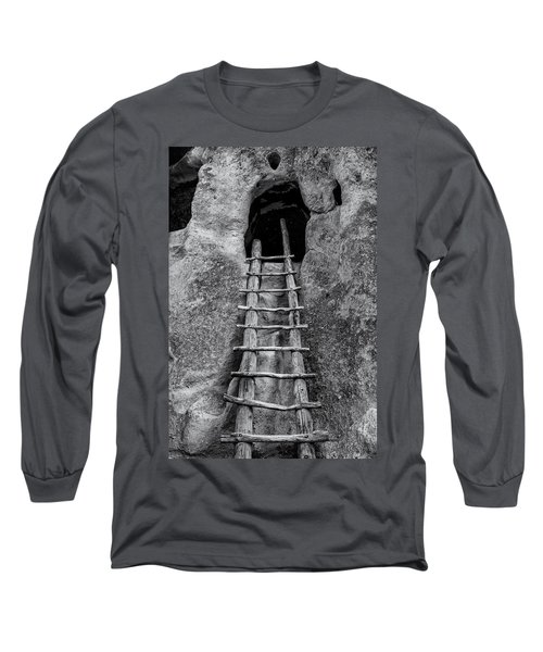 Into The Alcove Long Sleeve T-Shirt by Gary Lengyel