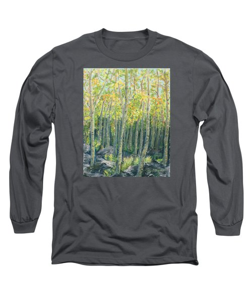 Into The Aspens Long Sleeve T-Shirt