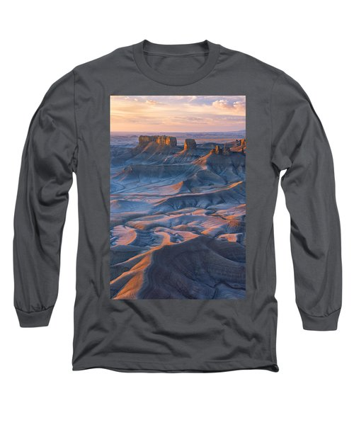 Into The Badlands Long Sleeve T-Shirt by Dustin  LeFevre