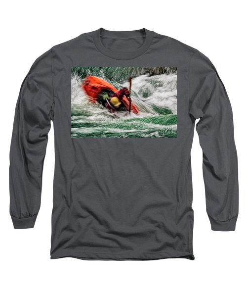 Into The Drink Long Sleeve T-Shirt
