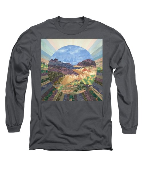 Into The Mystery Long Sleeve T-Shirt
