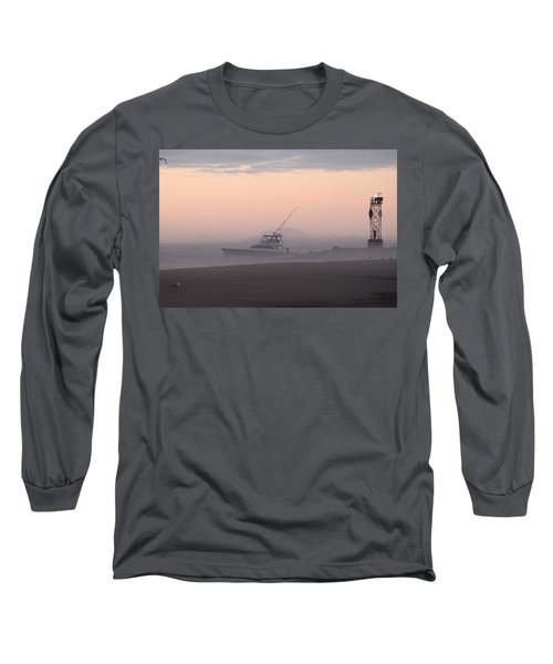 Into The Pink Fog Long Sleeve T-Shirt