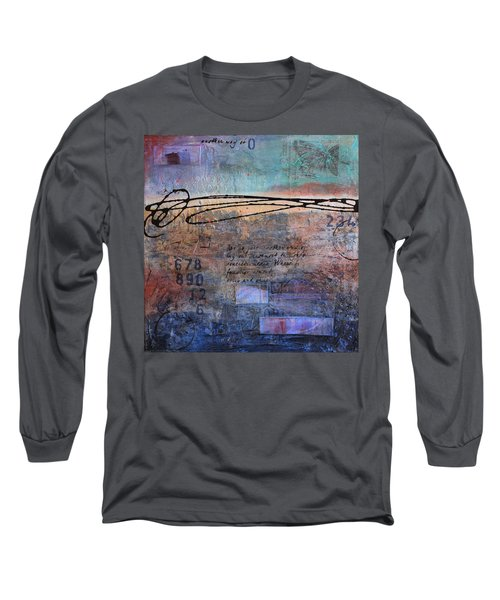 Into The Shadows Long Sleeve T-Shirt