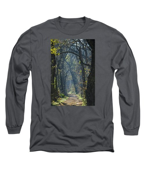 Into The Wood Long Sleeve T-Shirt