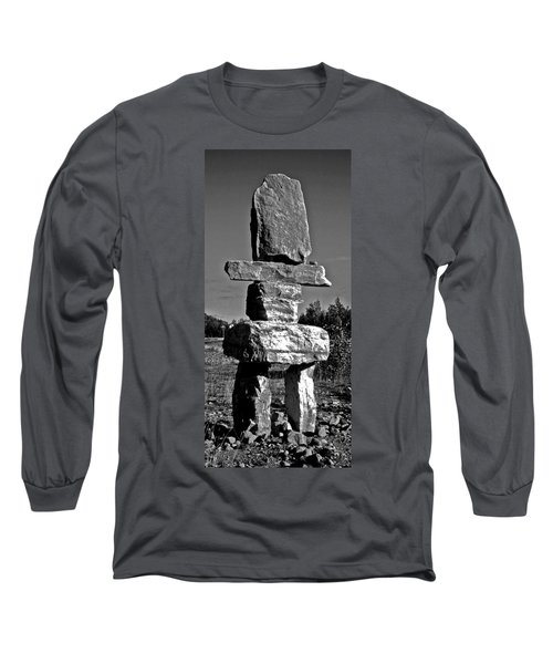 Inukshuk Long Sleeve T-Shirt