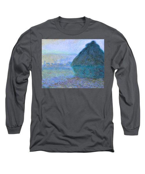 Inv Blend 21 Monet Long Sleeve T-Shirt by David Bridburg