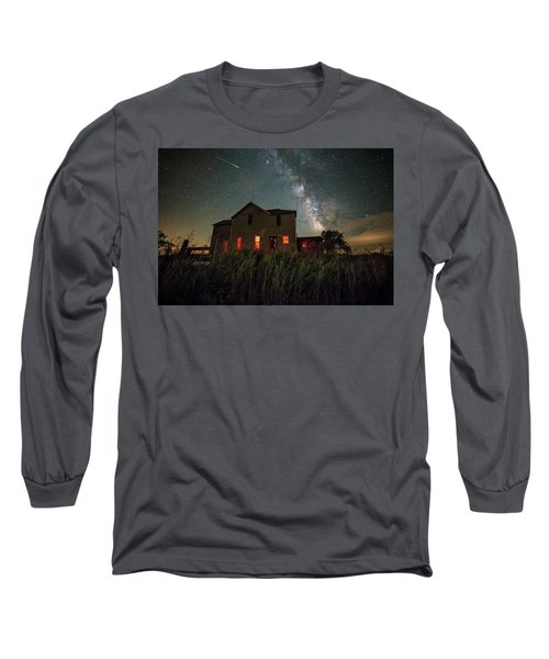 Long Sleeve T-Shirt featuring the photograph Invasion by Aaron J Groen