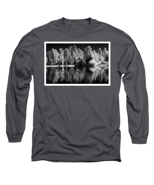 Invisible Reflection Long Sleeve T-Shirt