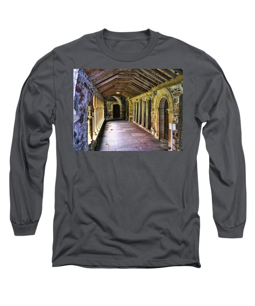 Arched Invitation Passageway Long Sleeve T-Shirt