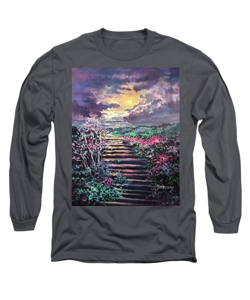 Invitation To Heaven Long Sleeve T-Shirt