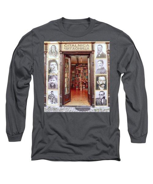Invitation Long Sleeve T-Shirt