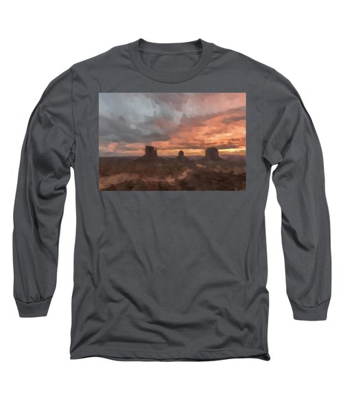 Io'u Long Sleeve T-Shirt by Jon Glaser