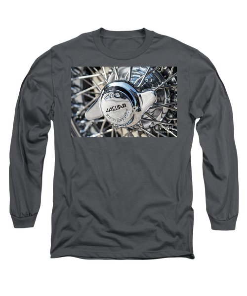 Long Sleeve T-Shirt featuring the photograph Wire Wheel  by Dennis Hedberg