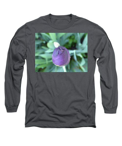 Iris After The Rain V Long Sleeve T-Shirt