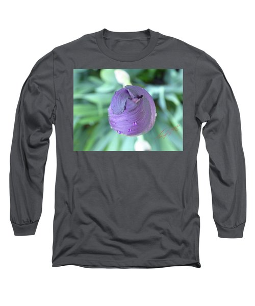 Iris After The Rain Vi Long Sleeve T-Shirt